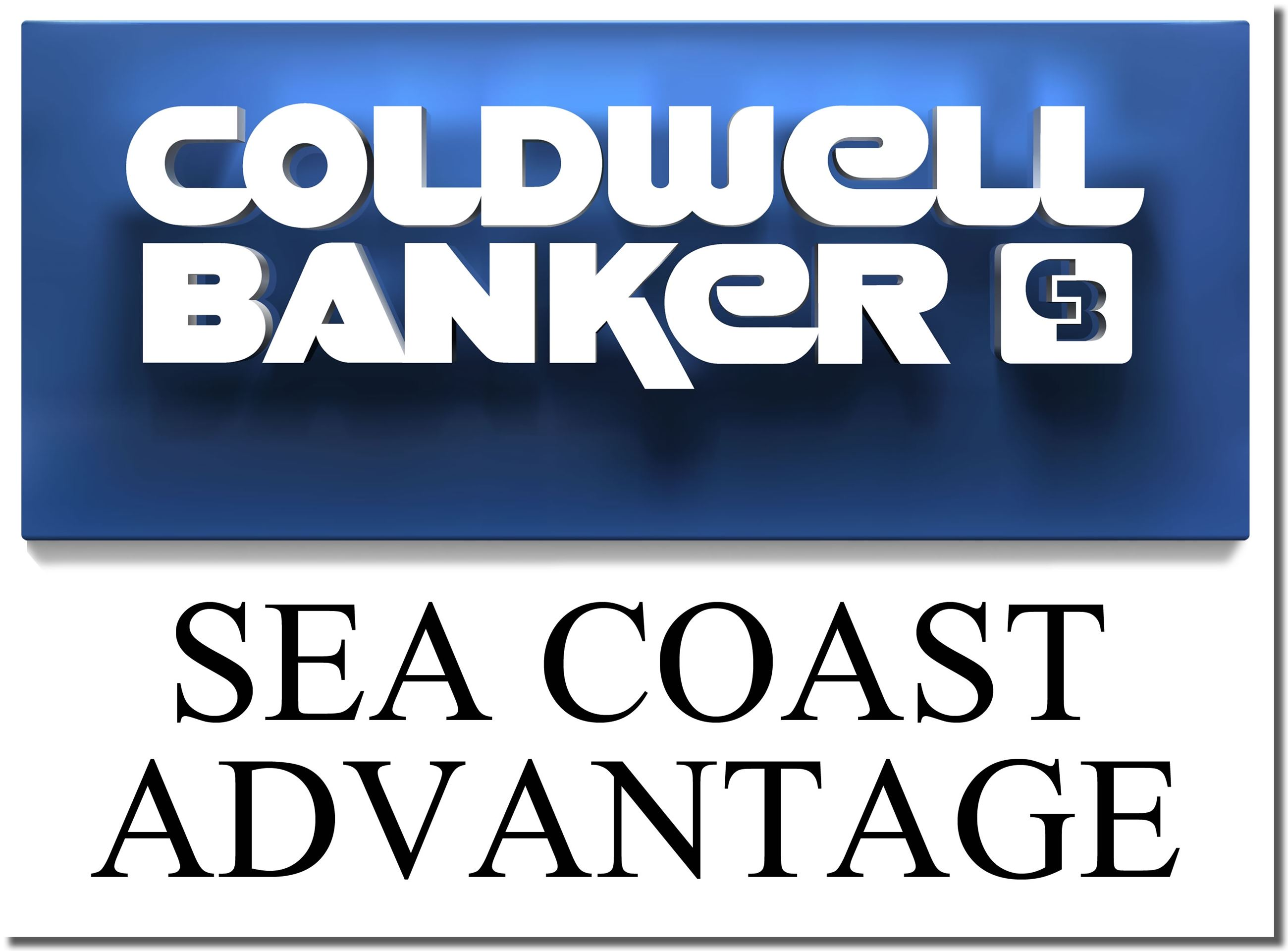 Sea Coast Advantage 3D Logo
