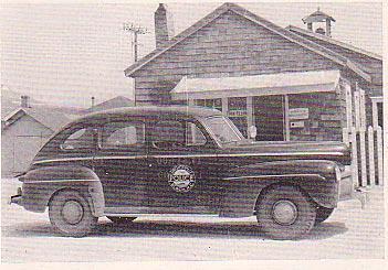 Police Car 1941 - 1945