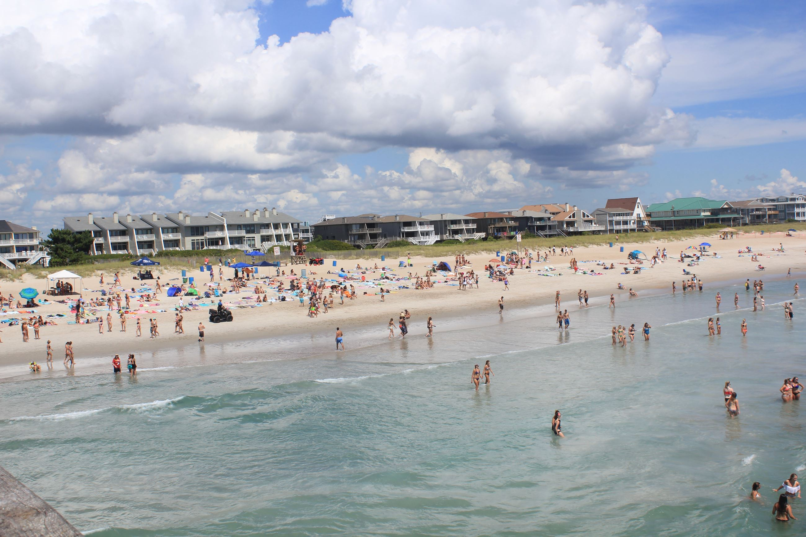 The Wrightsville Beach Park Ranger Serves Many Roles For Town Of Enforces S Ordinances Ranging From